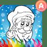 Christmas Colouring Book 🎅 Icon