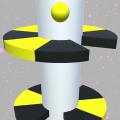 Helix Ball Fall Icon