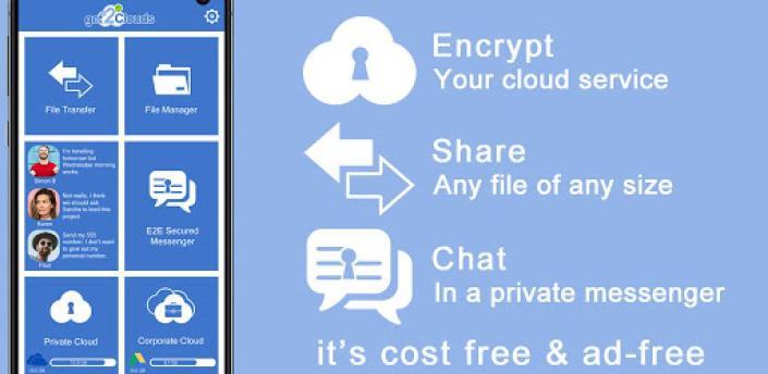 get2Clouds - Privacy app apk
