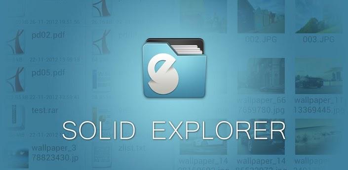 Solid Explorer Classic apk