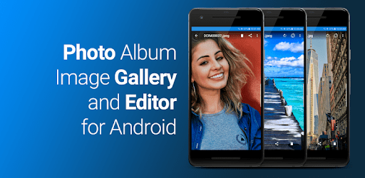 Photo Album, Image Gallery & Editor apk