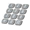 Number Checker. All World (phone number tracer) Icon