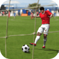 Real Football Revolution Soccer: Free Kicks Game Icon