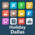 Dallas Holidays Icon
