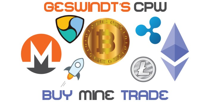 Geswindt's Crypto Price Watcher apk