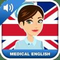 Medical English - MosaLingua Icon