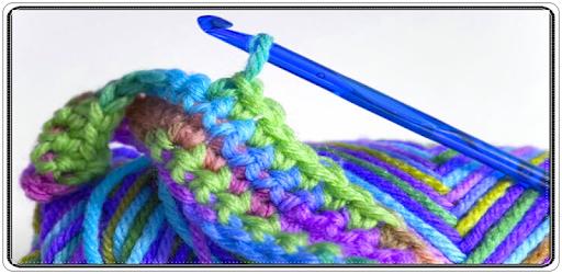 Crochet. Learn crochet patterns step by step apk