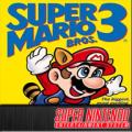 Super Mario Bros 3 NES Icon