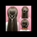 School Hairstyle Icon
