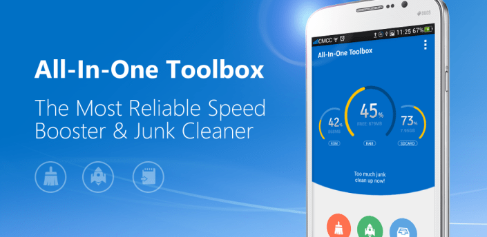 All-In-One Toolbox (Cleaner) apk