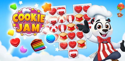 Cookie Jam - Match 3 Games & Free Puzzle Game apk