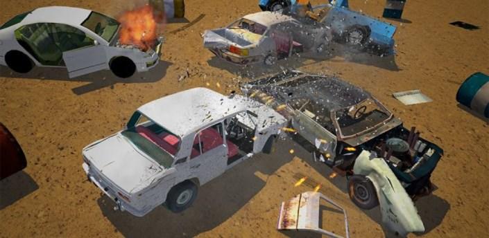 Derby Destruction Simulator apk