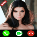 Charlie D'Amelio Call Me! Fake Video Call Icon