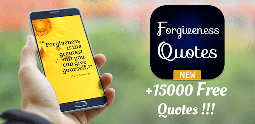 Forgiveness Quotes: Sorry Images, Messages, Cards apk
