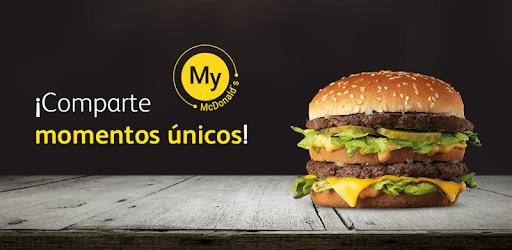 McDonald's España - Ofertas apk