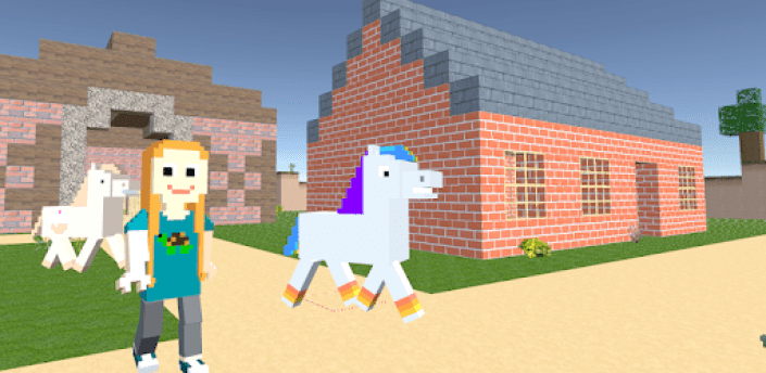 My Craft Horse Stables apk