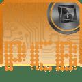 PCB Orange Icon