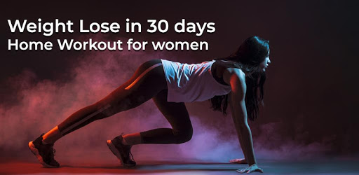 Lose Weight in 30 days - Home Workout for women apk