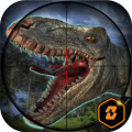 Wild Dinosaur Hunter Game: Dinosaur Games 2019 Icon