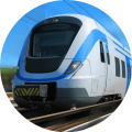 Live Indian Rail Train Info Icon