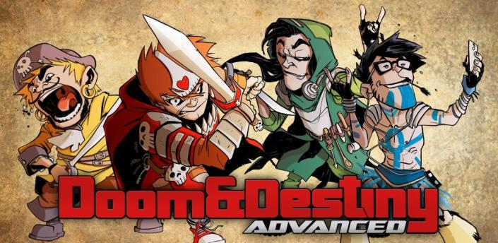 Doom & Destiny Advanced Free apk
