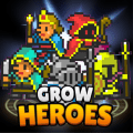 Grow Heroes Icon