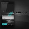 Blackmount theme for KLWP Icon