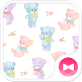 Cute wallpaper-Teddy Bears- Icon
