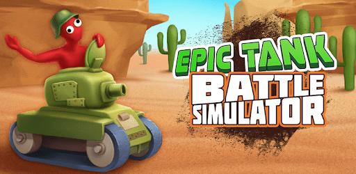 Epic Tank Battle Simulator 3D apk