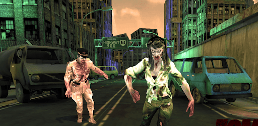 Zombie Sniper Shooter apk