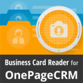 Business Card Reader for OnePage CRM Icon