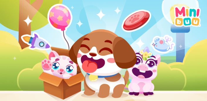 Baby Pet Games for Kids apk