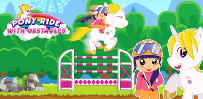 Pony Ride With Obstacles apk