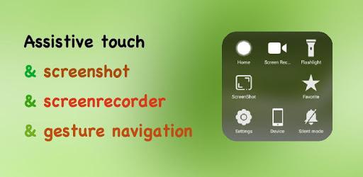 Assistive Touch,Screenshot(quick),Screen Recorder apk