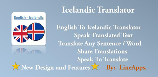 Icelandic Translator apk