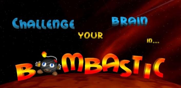 Bombastic - 3D puzzle game apk