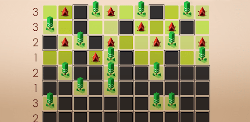 Tents and Trees Puzzles apk
