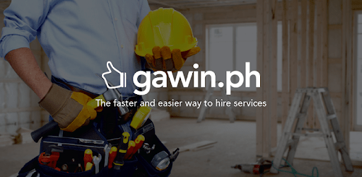 Gawin - Hire services apk