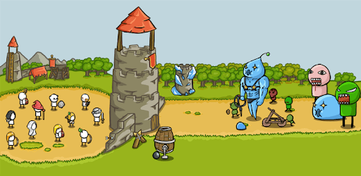 Grow Castle - Tower Defense apk