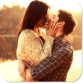 Couple Kiss HD Wallpapers Icon