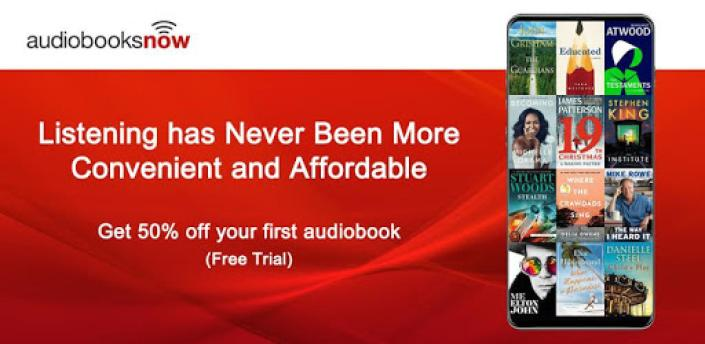 Audiobooks Now Audio Books apk