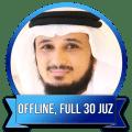 Fares Abbad Quran Mp3 Full Offline 30 Juz Icon