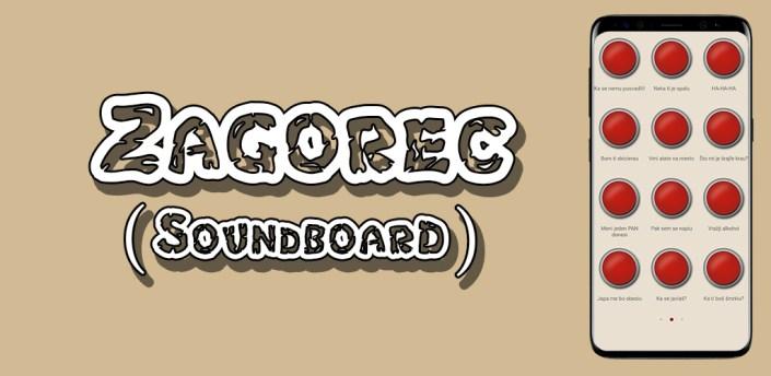 Zagorec Soundboard apk