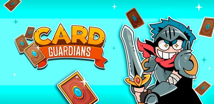 Card Guardians: Deck Building Roguelike Card Game apk