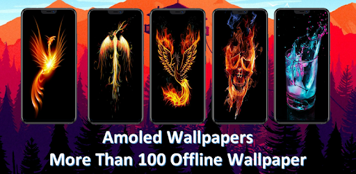 Amoled Wallpapers Full HD apk