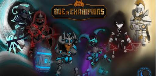 Age of Champions- Apocalypse Hack and Slash Games apk
