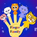 Kids Rhyme Finger Family Icon