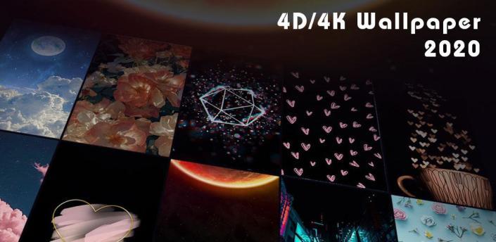 4D Wallpaper Background 2021 apk