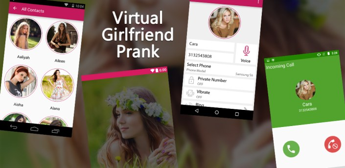 Virtual Girl Friend Prank apk