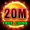 Grand Win Casino - Hot Vegas Jackpot Slot Machine Icon